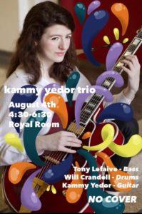Kammy Yedor Trio