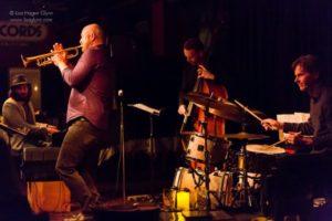 Jared Hall Quartet ft. pianist Tal Cohen