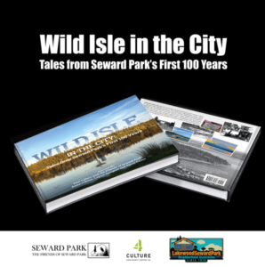 Seward Park Audubon, Friends of Seward Park, and Rainier Valley Historical Society present: 'Wild Isle' with author Paul Talbert