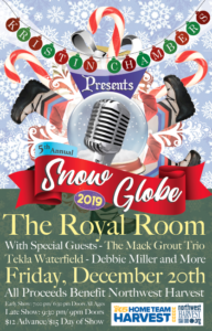 "5th Annual Kristin Chambers ""Snow Globe"""