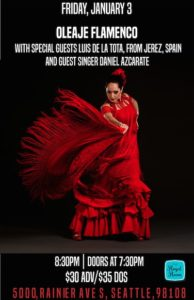 Oleaje Flamenco with Special Guests