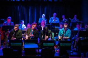 Big Band Blue - Jazz Night School & Jane Addams Middle School Jazz Band