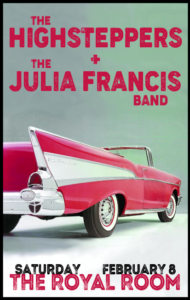The Highsteppers + The Julia Francis Band
