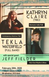 Kathryn Claire//Tekla Waterfield//Jeff Fielder