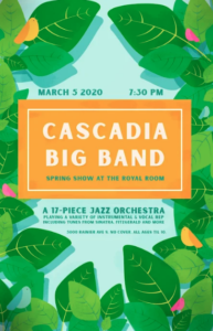 Cascadia Big Band