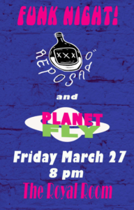 CANCELLED - Planet Fly//Reposado