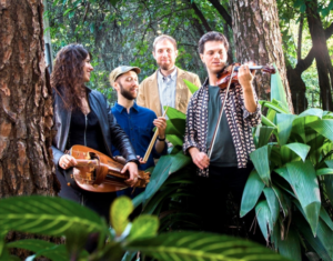 CANCELLED - Midwood (Brooklyn klezmer) w/ The Debaucherauntes & Brivele
