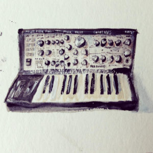 """The Royal Room Staycation Festival - """"Solos: The Electronics Session"""""""