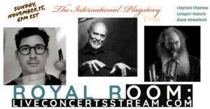 International Playstory Trio