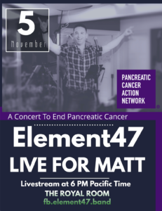 "Element47 ""Live for Matt"""