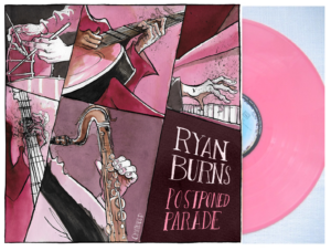 Ryan Burns Vinyl Release Party