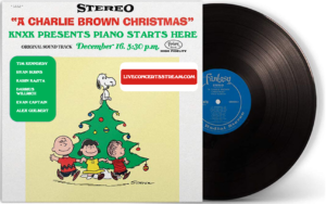 KNKX Presents Piano Starts Here: Charlie Brown Christmas