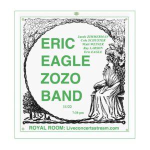 - CANCELED - Eric Eagle Zozo Band