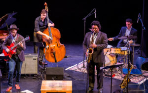 Earshot Jazz Live From The Royal Room: Golden Ear Awards Party w/Alex Dugdale FADE Quartet