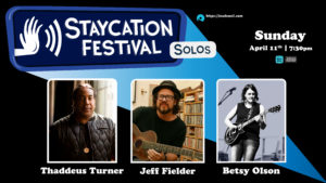 Music for Solo Guitar: Betsy Olson, Jeff Fielder, Thaddeus Turner