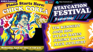 KNKX PRESENTS PSH: Chick Corea