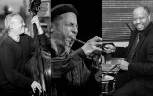 Earshot Jazz: NU Trio w Phil Sparks, Nathan Breedlove, and Brian Kirk