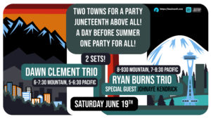 Staycation Festival: Two Towns for a Party - Juneteenth Above All!