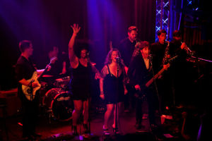 The Highsteppers Classic Soul Revue