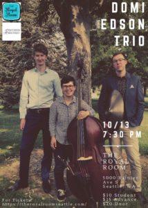 Domi Edson Trio