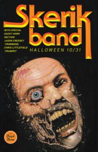 Skerik Band Halloween