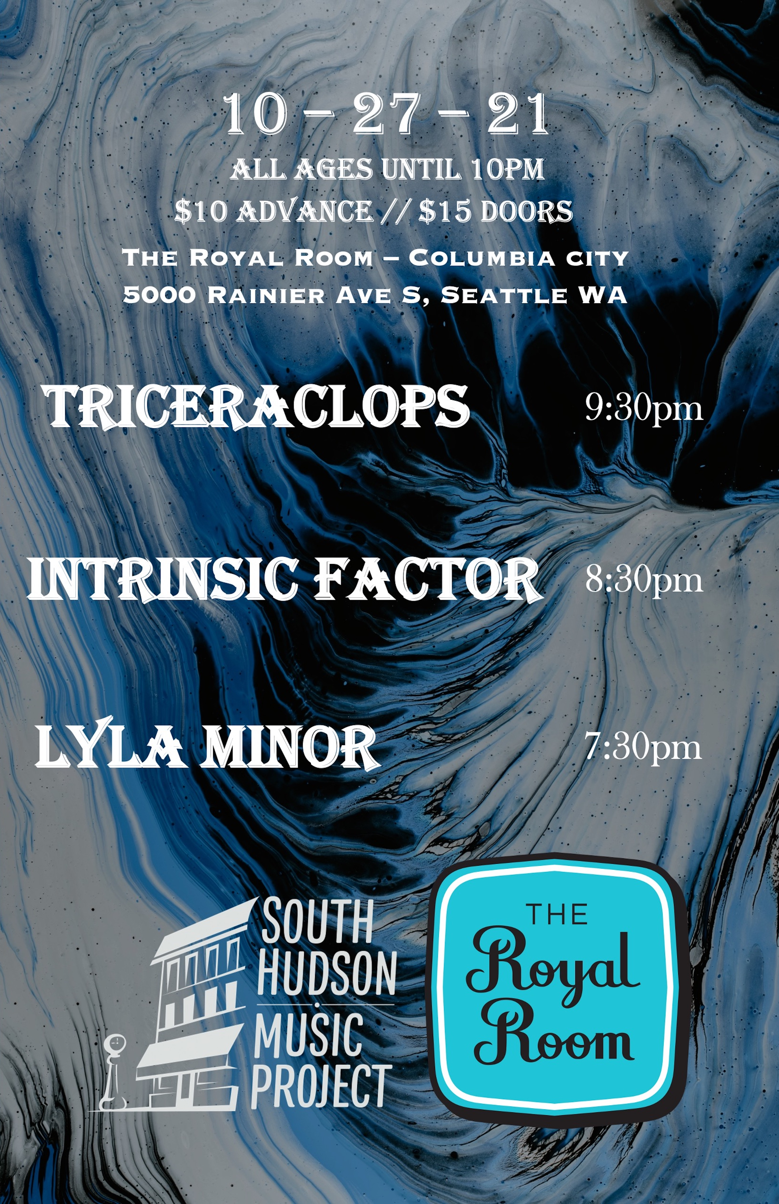Intrinsic Factor/Triceraclops/Lyla Minor
